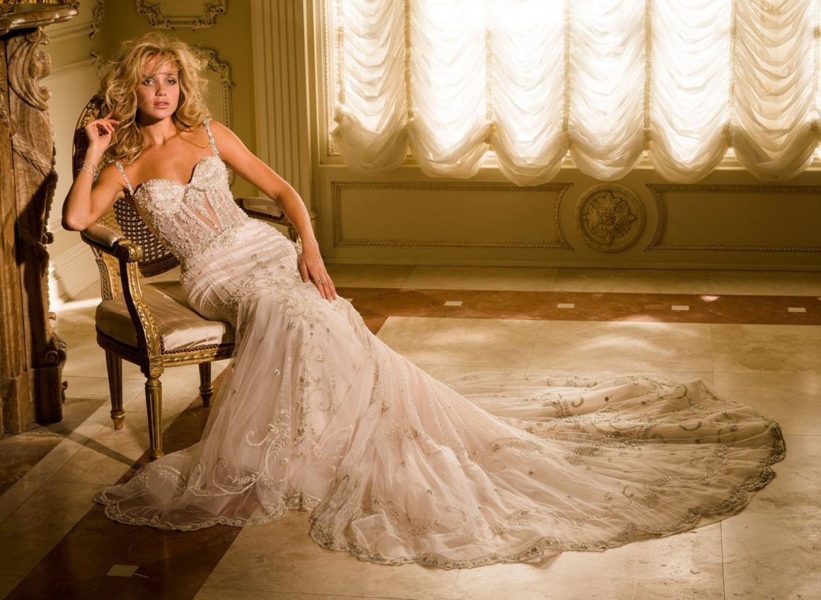 Cheap Wedding Dresses Chattanooga Tn: 10 Stunning Eve Of Milady Wedding Gowns That Will Take