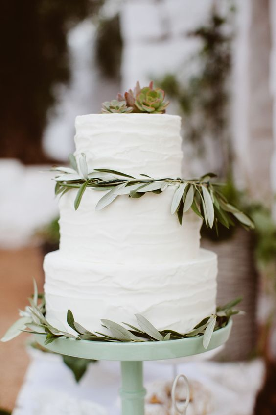 meaning of wedding cake colors olive branch inspired i dos topweddingsites 17243