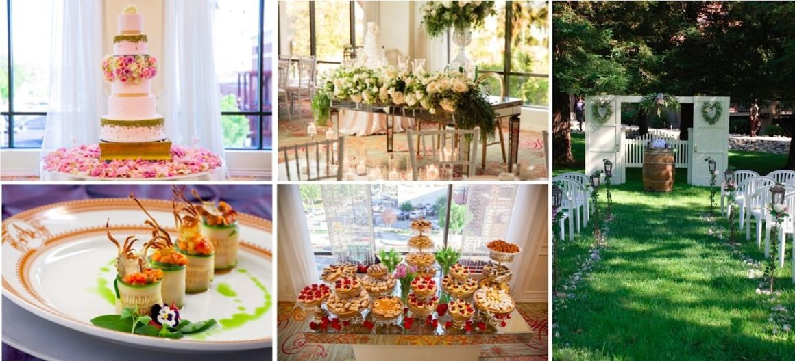 Anoush Spring Wedding Image