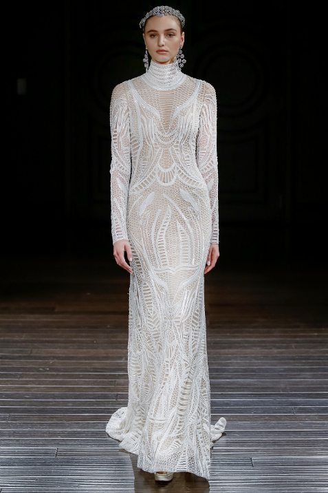 10 of Our Favorite Wedding Gowns from the Naeem Khan Spring 2017 ...