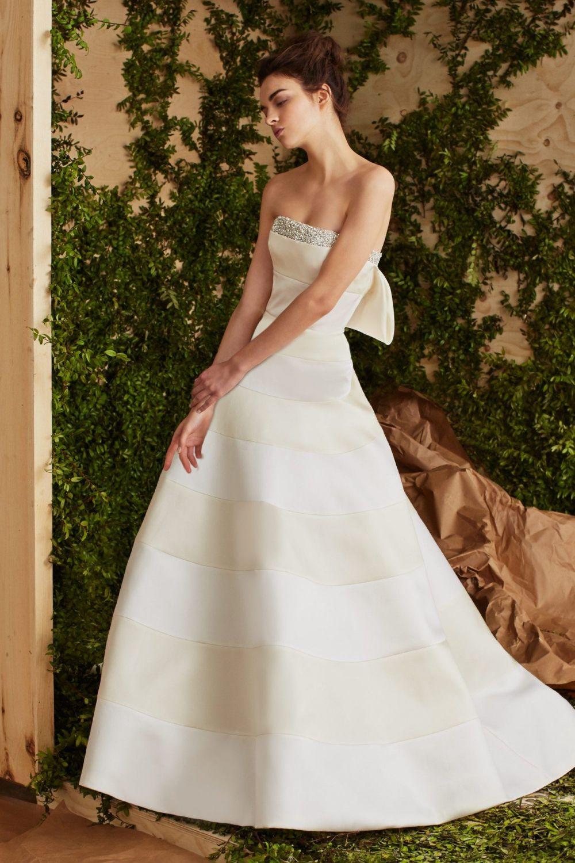 Spring 2017 Carolina Herrera Bridal Gowns We\'re Loving ...