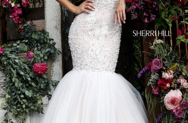 Sherri Hill Wedding Gowns: 10 Standout Sherri Hill Wedding Gowns We Love