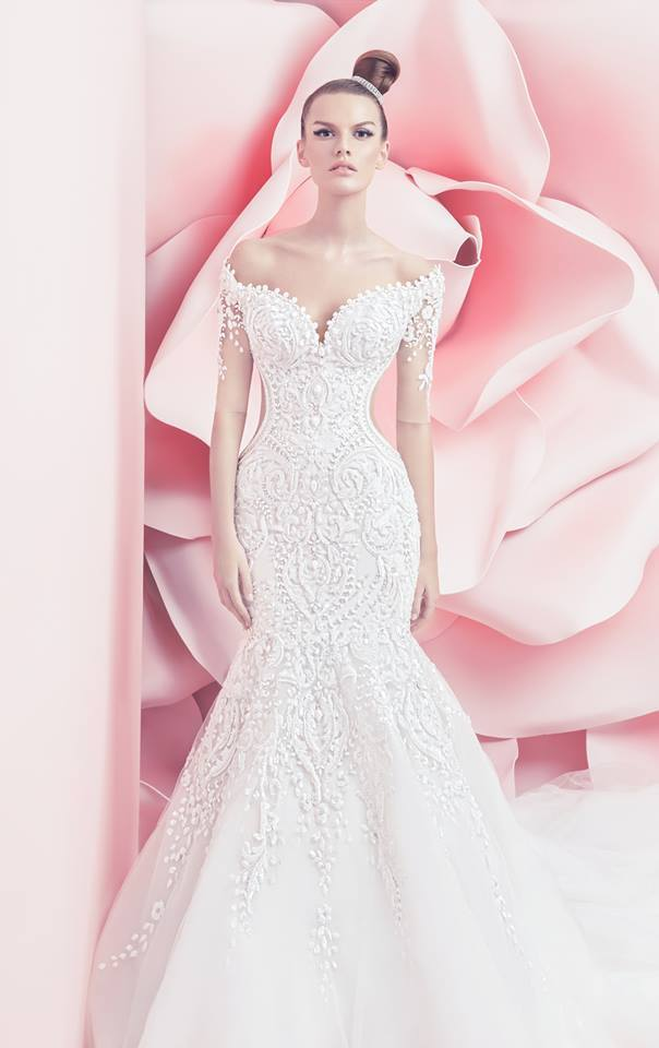 7 Showstopping Michael Cinco Wedding Gown Designs ...