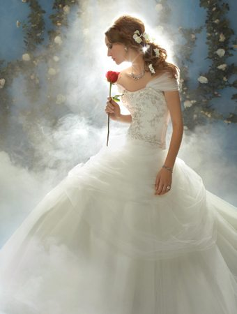 10 Disney Inspired Wedding Gowns From Alfred Angelo Topweddingsites Com