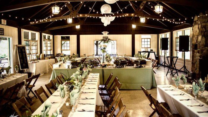 Serving Finger Foods Wedding Reception Meal Planning