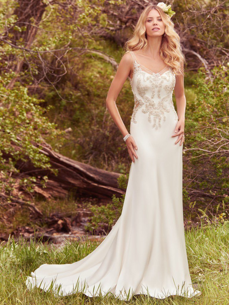 10 maggie sottero wedding gowns to fall in love with for Top 10 wedding sites