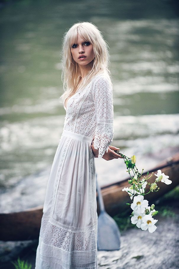 Bring out your inner boho with one of these spell bride for Top 10 wedding sites