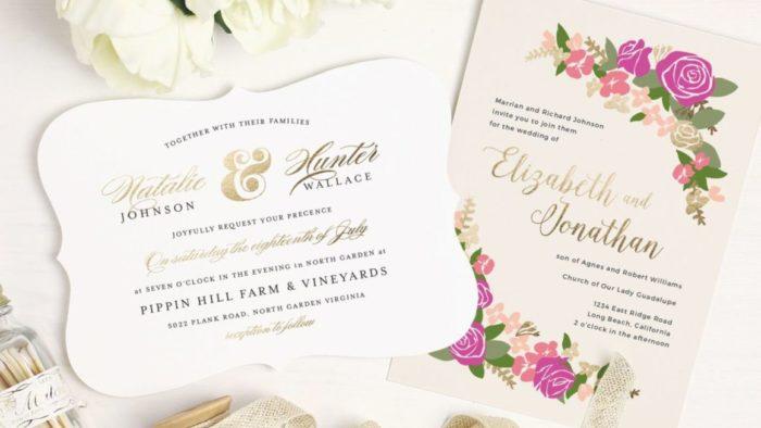Wedding Invite Wording And Etiquette | | TopWeddingSites com