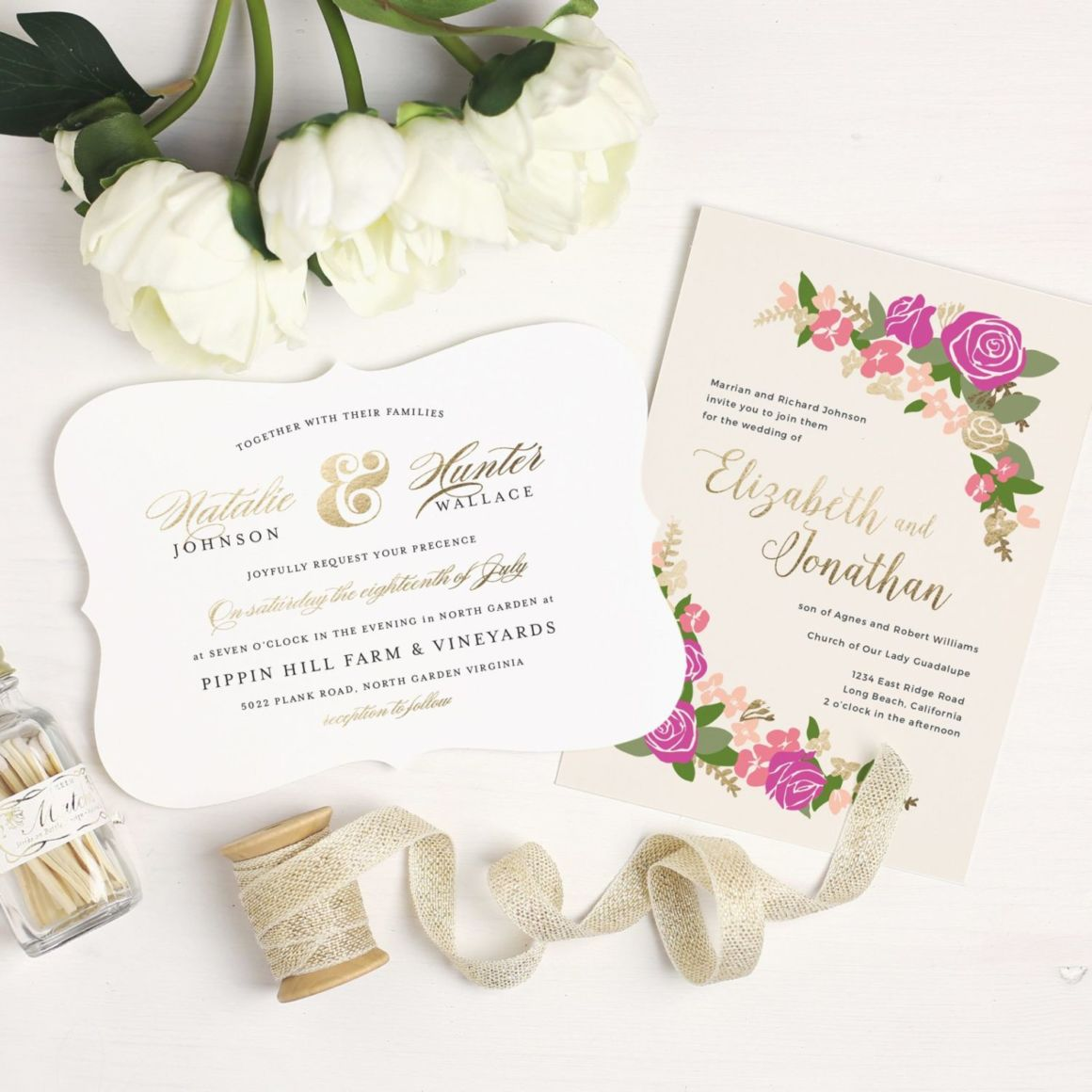 Ultimate Guide To Wedding Invitations