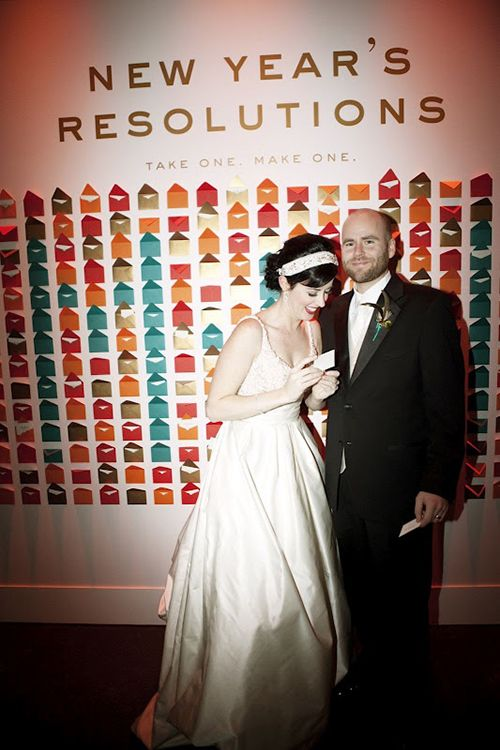 10 New Year's Eve Wedding Ideas To Inspire   Wedding ...