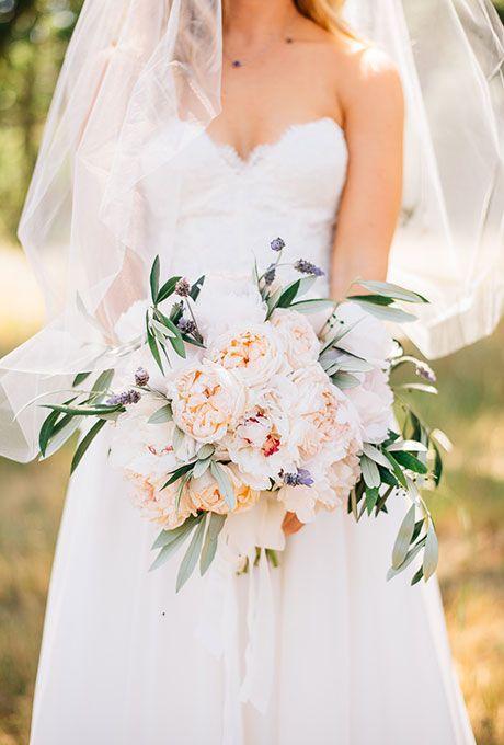 Unique, Olive Branch Bridal Bouquets To Spark Your Floral Plans ...