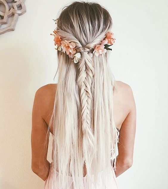 Wedding Hairstyles Boho