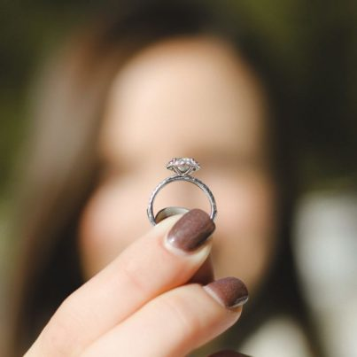 Choose the perfect ring.