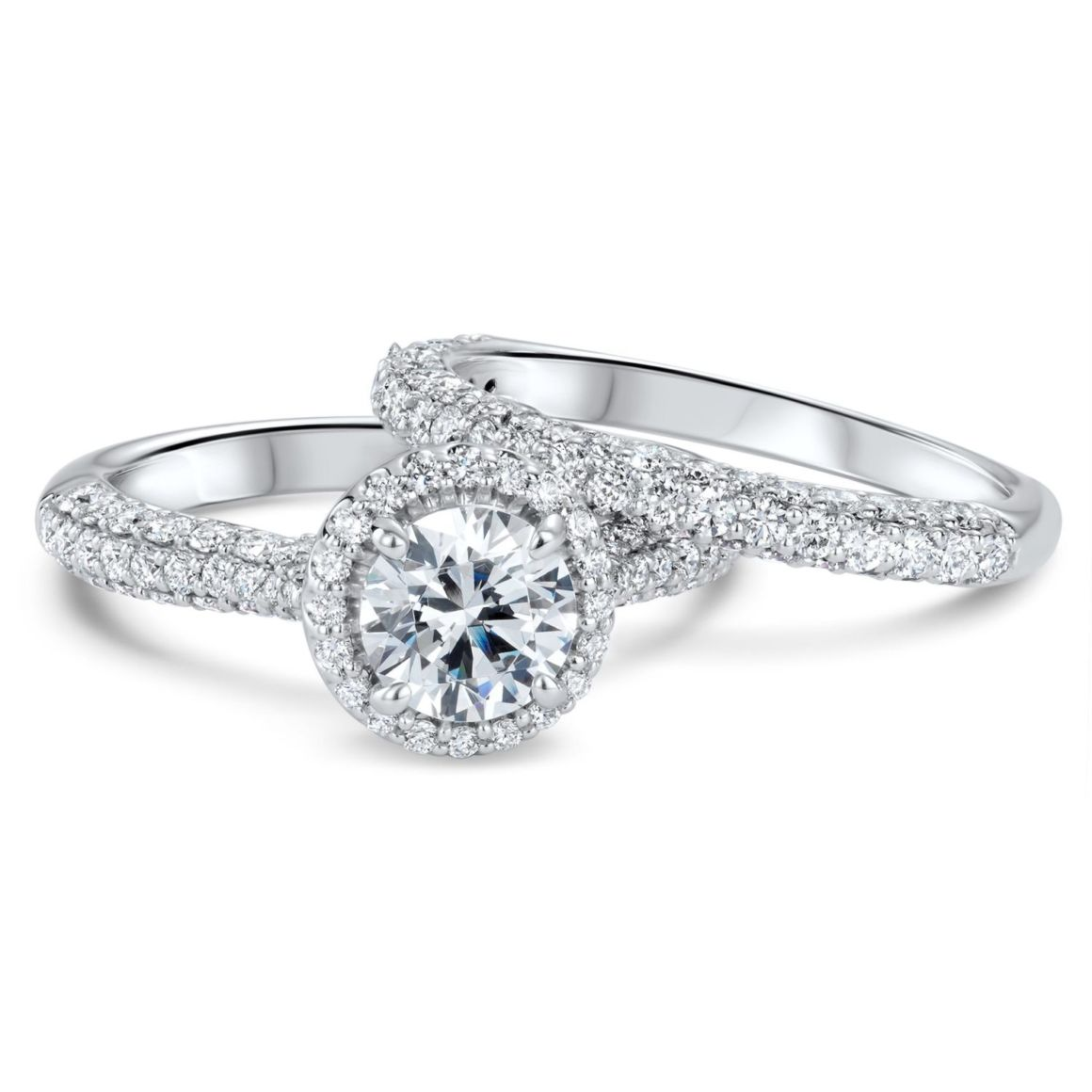 engagement channel ecff pave rings and wedding braw diamond catalog with matching background ring baskin
