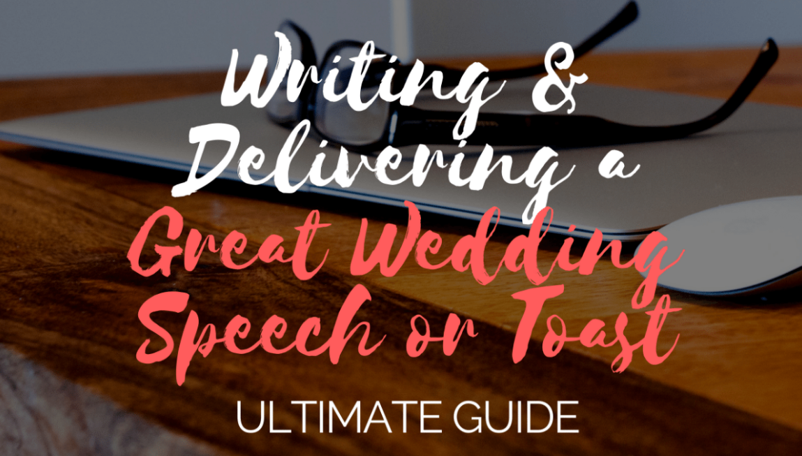 great wedding speeches and toasts