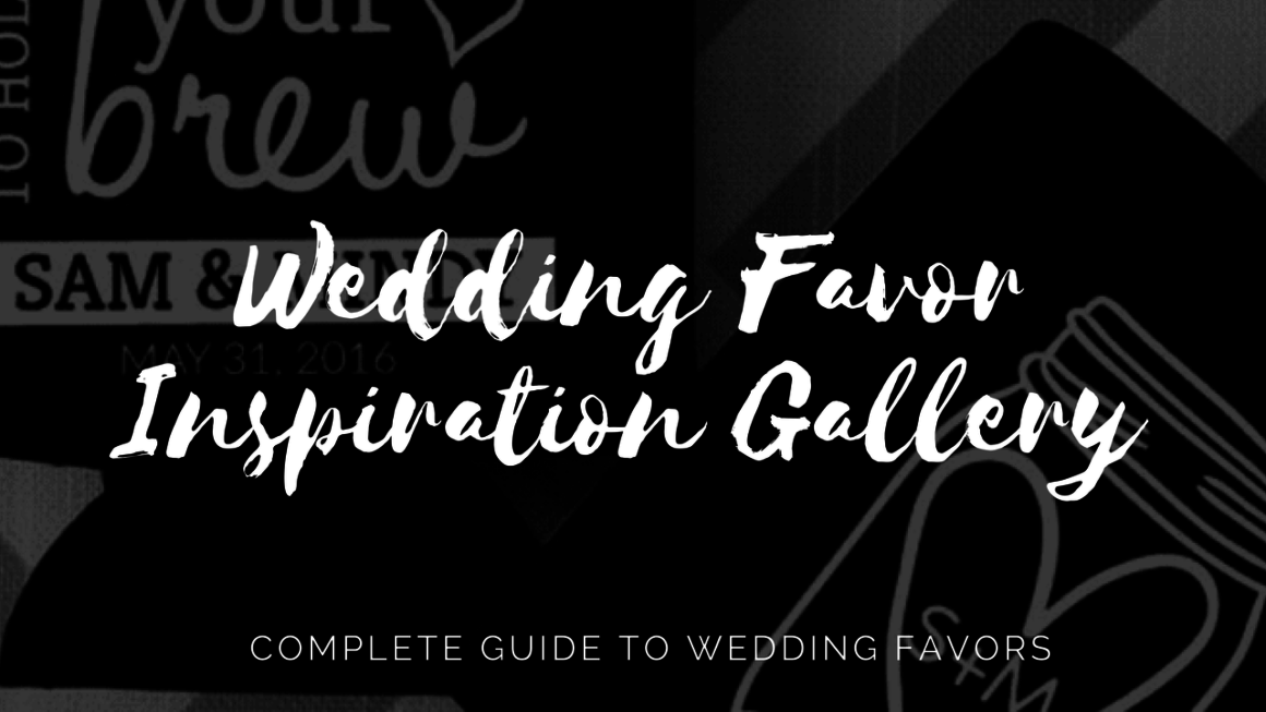 Wedding Favor Inspiration Gallery