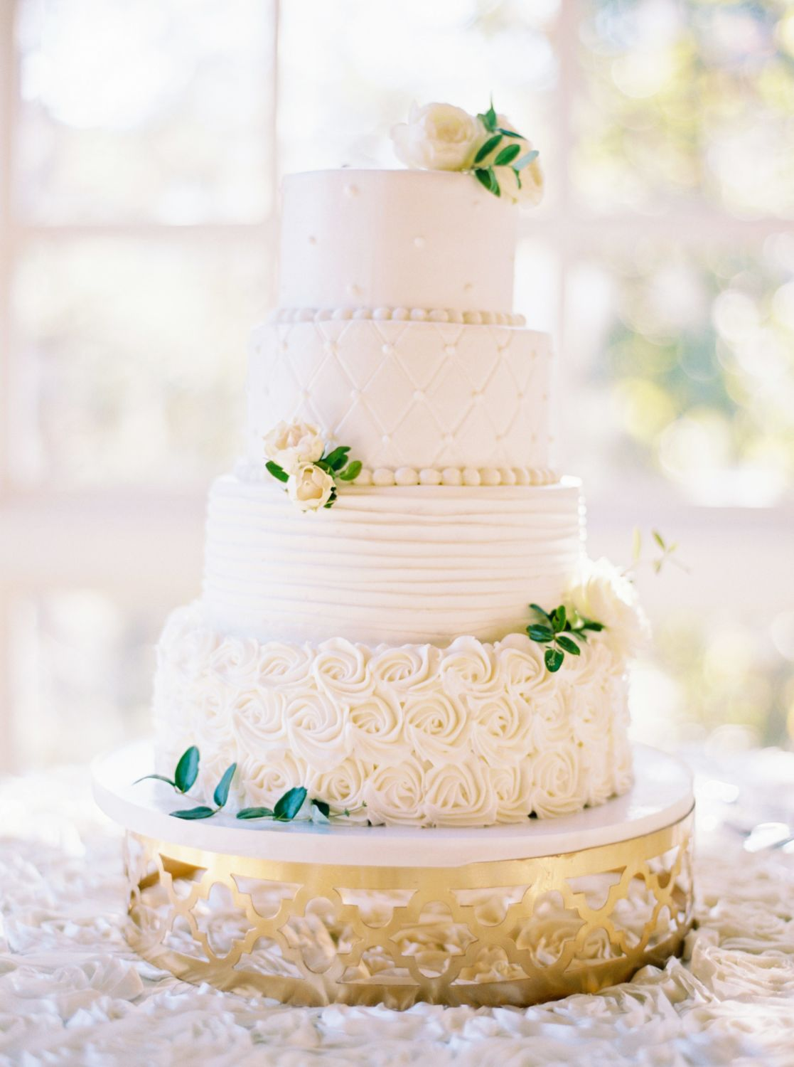13 Perfectly Sweet Heart Shaped Wedding Cakes