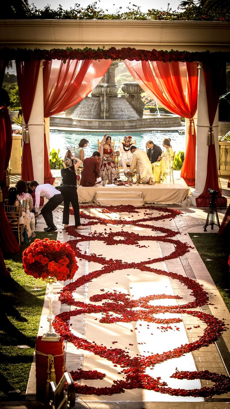 Rose theme weddings topweddingsites everythings coming up roses how to decorate junglespirit Gallery