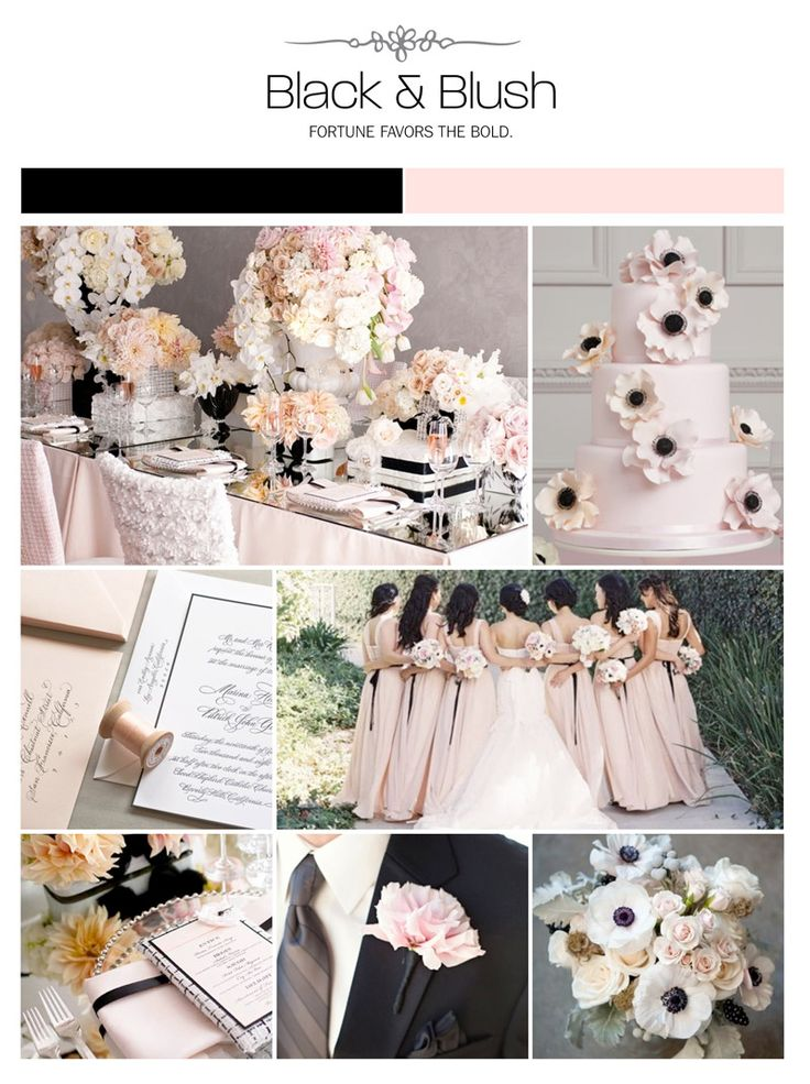 Pink Theme Weddings Wedding Themes Topweddingsites