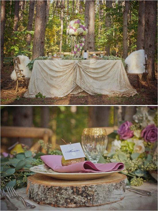 A Fantasy Fairy Tale Wedding | | TopWeddingSites.com