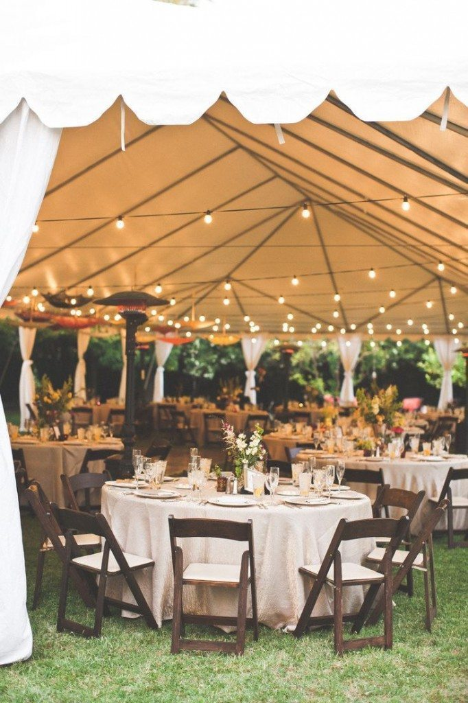 Planning Your Outdoor Wedding Reception ...