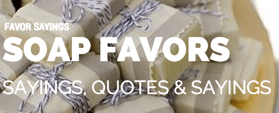 Verses For Wedding Gifts: Favor Wording & Quotes That Match Your Favors
