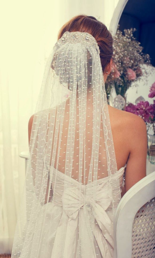 Make Your Own Wedding Veil in Six Easy Steps | Saving Money ...