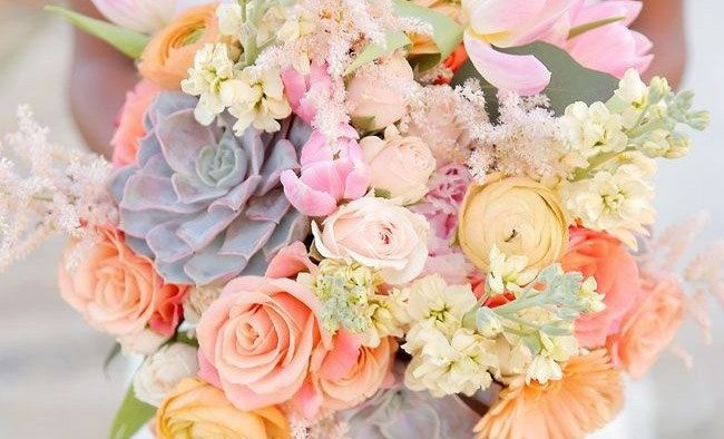Wedding themes spring archives topweddingsites pull off the perfect spring wedding junglespirit Image collections