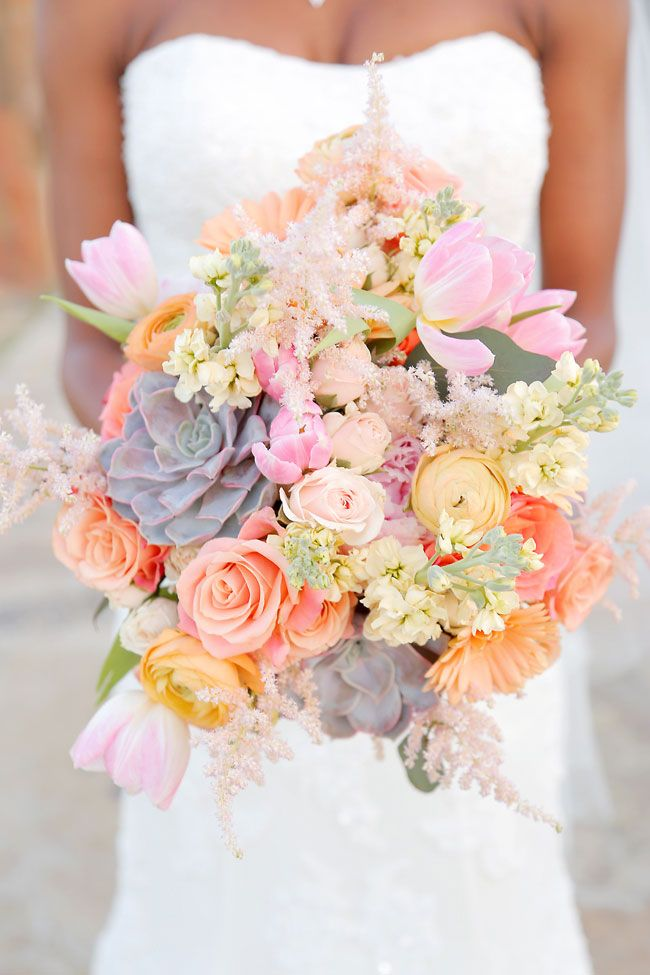 Pull Off The Perfect Spring Wedding Topweddingsites