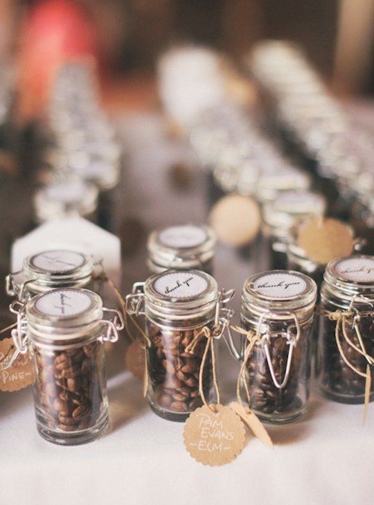 Green or Environmental Wedding Favors Favors TopWeddingSitescom