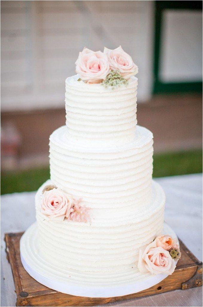 Using Fresh Flowers On Your Wedding Cake Wedding Cakes