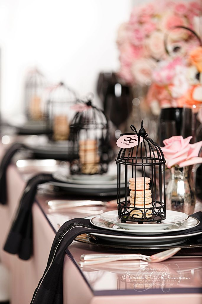 A Fte To Remember Your Paris Theme Wedding Formal Themes