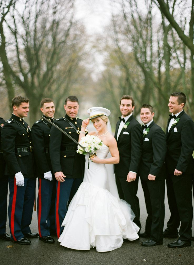 Plan the perfect military wedding formal themes for Free wedding dresses for military brides