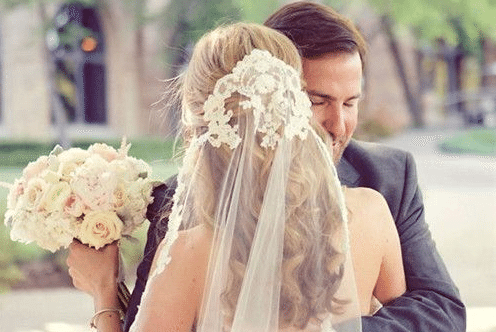 Make Your Own Wedding Veil In Six Easy Steps