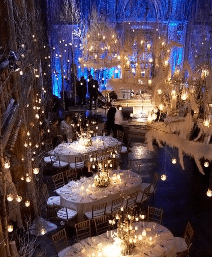 Winter Wonderland Christmas Wedding Ideas.Fresh New Ideas For A Winter Wonderland Wedding Theme