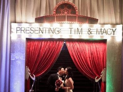 vintage hollywood wedding theme Archives | TopWeddingSites.com