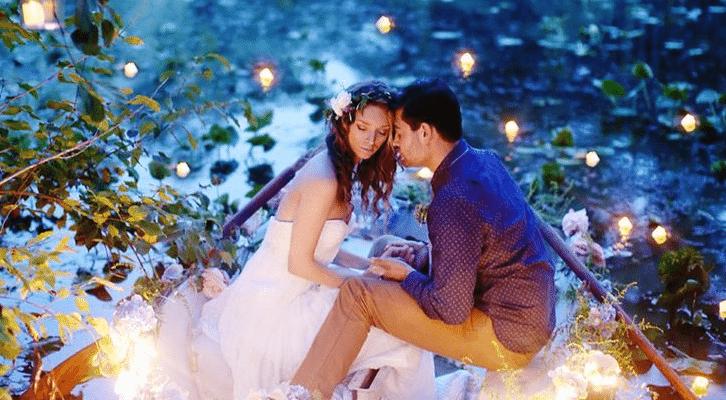 Fairytale Flair Your Little Mermaid Wedding