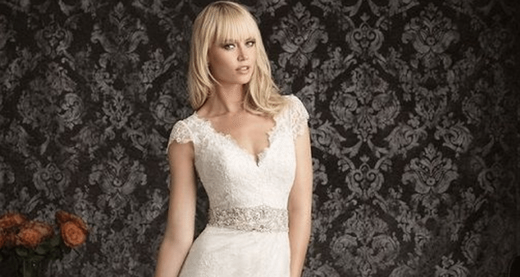 How To Choose The Right Wedding Dress Style For Your Body Type