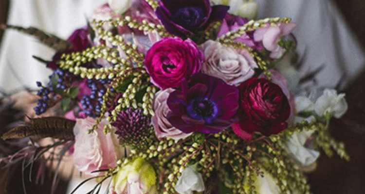 A Guide to Fall Wedding Flowers TopWeddingSitescom