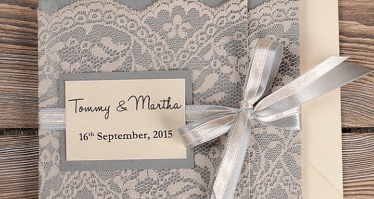 create wedding invitations that only look expensive - Expensive Wedding Invitations
