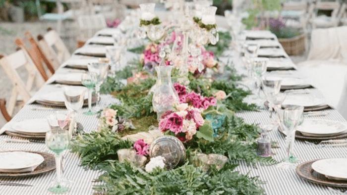 Five Easy Do-It-Yourself Wedding Centerpiece Ideas