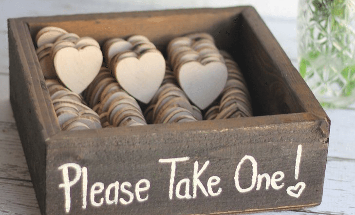 Favor Sayings That Match Your Wedding Favor Shape