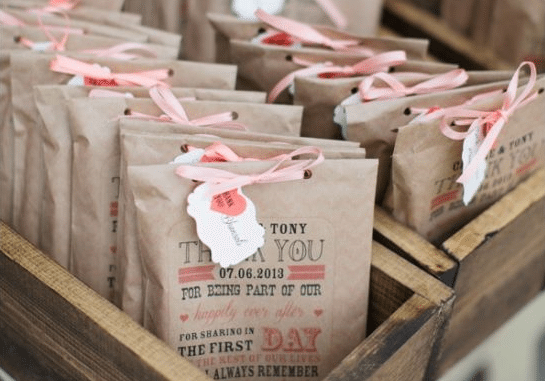 Donations In Lieu Of Favors What To Say To Guests Favors