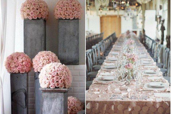 The Greatness of Gray in Weddings | | TopWeddingSites.com