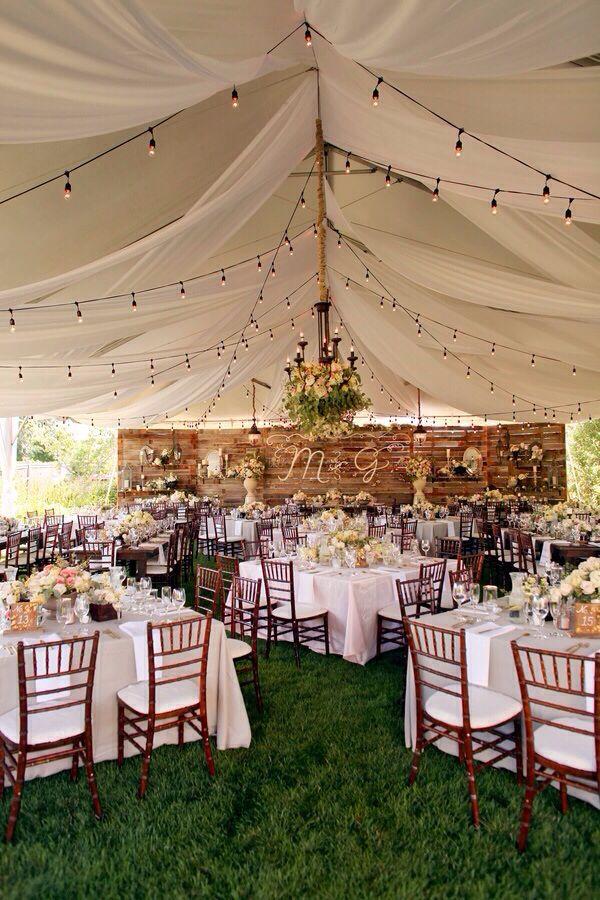 Planning Your Outdoor Wedding Reception Topweddingsites