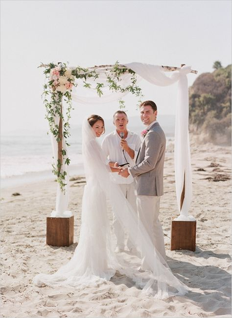 Top Ideas For Adding Wow To That Wedding Arch