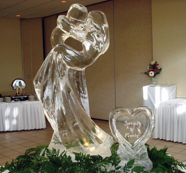 Everything You Wanted to Know about Ice Sculptures for Your