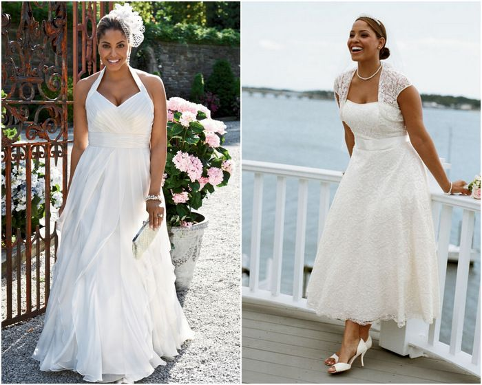 How to Choose the Right Wedding Dress Style for Your Body Type ...