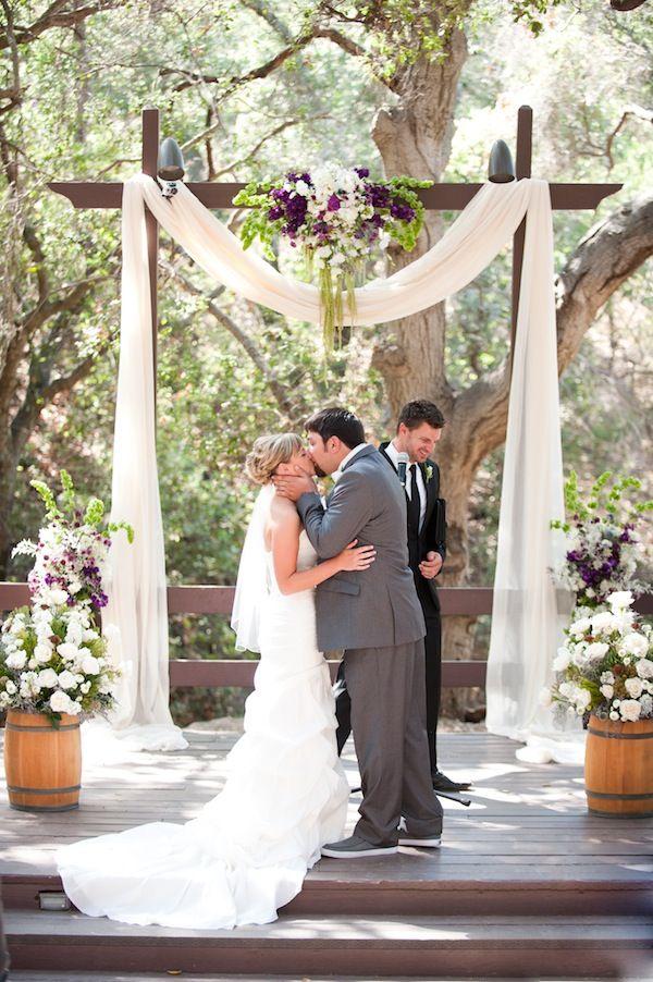 Top Ideas For Adding Wow To That Wedding Arch Diy Weddings