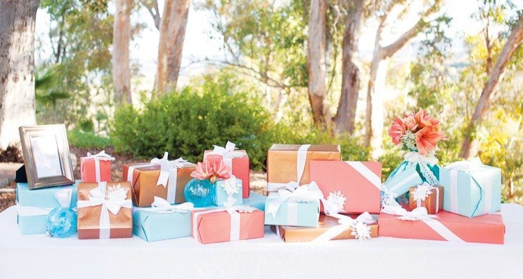 Creating a modern wedding registry everything you need to for Top places for wedding registries